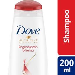 Dove Shampoo Regeneracion Extrema 200 Ml