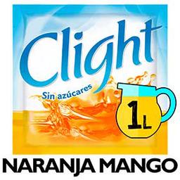 Clight Jugo En Polvo Naranja Mango