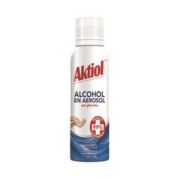 Aktiol Alcohol En Aerosol Con Glicerina
