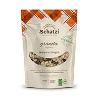 Schatzi Granola Orgánica Desayuno Integral