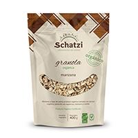 Granola Orgánica Schatzi Manzana