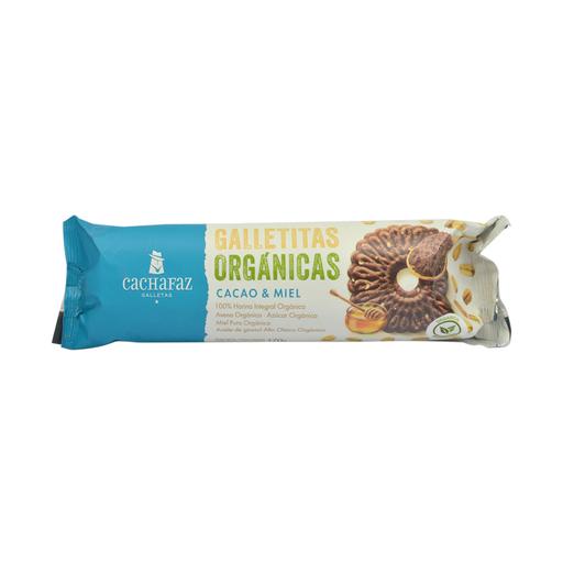 Cachafaz Galletitas Dulces Cacao Y Miel Orgánicas