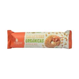 Cachafaz Galletitas Dulces Miel Y Avena Orgánicas