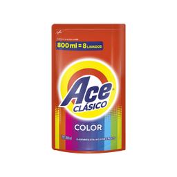 Jabón Líquido Para Ropa Ace Color