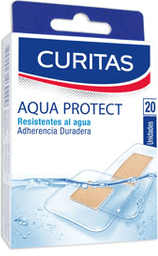 Cinta Adhesiva Curitas Aqua Protect 20 U