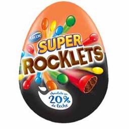 Huevo Super Rocklet´S 20 Gr