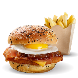 Sándwich Low Cost Peceto & Papas