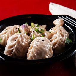 Dumplings Fish