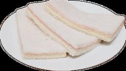 Sándwich de J&Q x 6