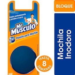 Mr Musculo Desodorante Para Inodoro Limpiado