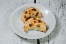 Empanada de Cheddar y Panceta
