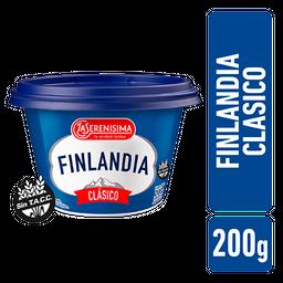 Queso Untable Finlandia Clasico Pote