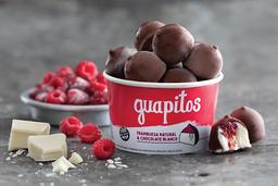Guapitos - Frambuesa Natural con Choco Bco