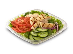 Ensalada Pollo Cream Cheese