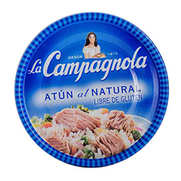 Atún Al Natural La Campagnola 120 Gr