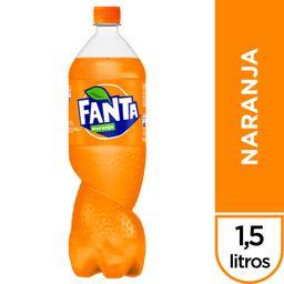 Fanta Naranja 1,5 L