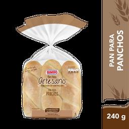 Pan De Pancho Artesano 240 Gr