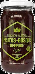 Mermeladas Beepure Ligth Frutos Del Bosque 450 g