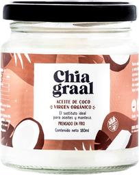 Aceite de Coco Chia Graal Virgen 180 mL