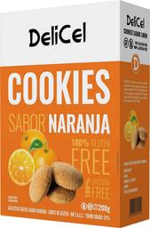 Galletas Delicel de Naranja 200 g