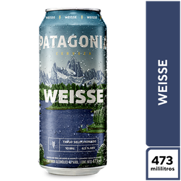 Patagonia Weisse 473 ml