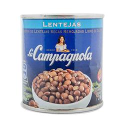 Lentejas La Campagnola