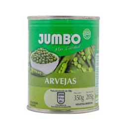 Arvejas Jumbo 350 Gr