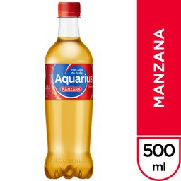 Aquarius Manzana 500 ml