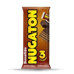 Nugaton Leche X 3