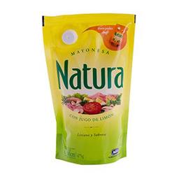 Aderezo Mayonesa Natura 475 Gr