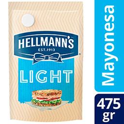 Aderezo Mayonesa HellmannS Light 475 Gr