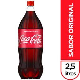 Coca-Cola Sabor Original 2.5 L