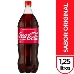 Coca-Cola Sabor Original 1.25 l