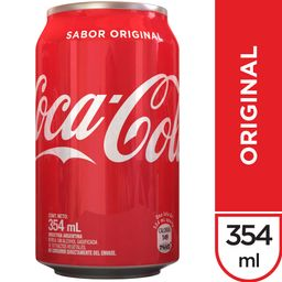 Coca Cola Sabor Original 354 ml