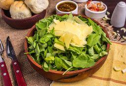 Ensalada de Rúcula con Parmesano