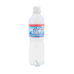 Agua  Eco De Los Andes con Gas x 500 mL