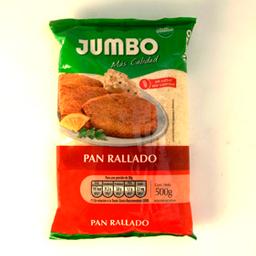 Pan Rallado Jumbo 500 Gr