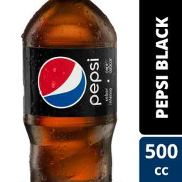 Gaseosa Pepsi Black 500Ml