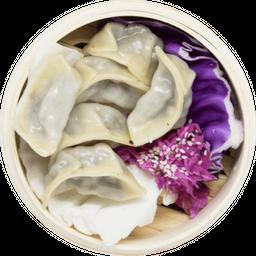 Dumpling de Hongos