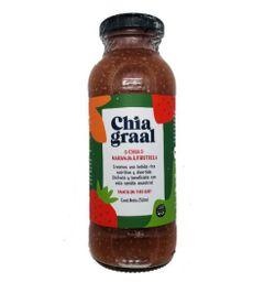 Chía Graal Frutilla & Naranja 250 ml