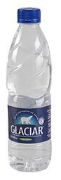 Agua  Glaciar Sin Gas x 500 mL