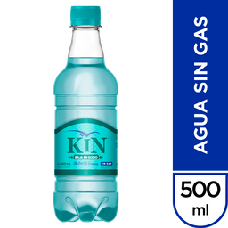 KIN AGUA SIN GAS 500 ML