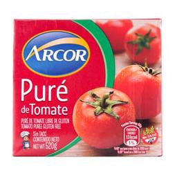 Puré De Tomate Arcor 520 Gr