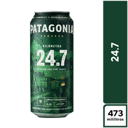 Patagonia Session IPA 24.7 473ml