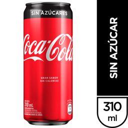 Coca-Cola sin Azúcar 310 ml