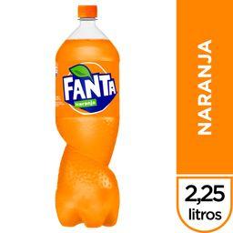 Fanta Naranja  2.25 L