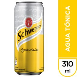 Schweppes Agua Tónica 310 ml