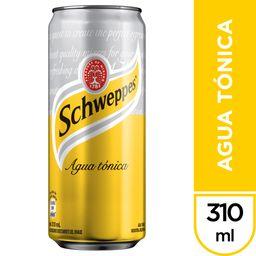 Schweppes Agua Tónica sin Azúcar 310 ml