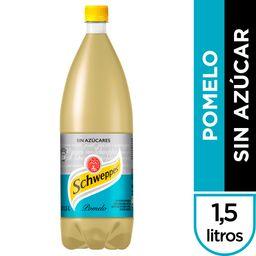 Schweppes Pomelo Sin Azúcar 1.5 l