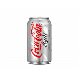 COCA-COLA LIGHT LATA 354 ML